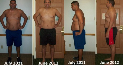 Cas Benavidez (pictured above; testimonial below) Clay Fuller (August 2012) I'm a former college athlete and I was pretty complacent in my workout routine, and looking for a challenge. I...