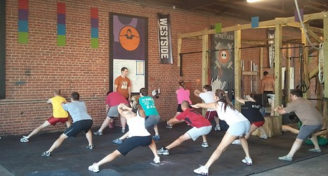 GETTING STARTED We provide free tours and workouts for first-timers on Saturdays at 10:00 a.m. Those interested in joining can complete the Inquiry Form below or call us at 1-877-907-4141. CROSSFIT...