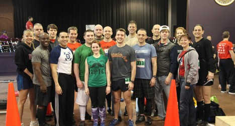Join the CrossFit Montgomery Competition Team if you are interested in competing in a CrossFit competition in 2013 and would like to work on your strengths and weaknesses. Cost: FREE!...