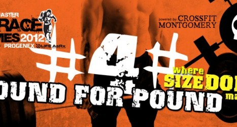 CrossFit Montgomery will not have any classes on Friday and Saturday because we will be preparing for Pound For Pound on Friday and hosting the event at the Riverfront on...