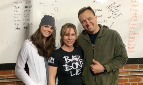 CrossFit Montgomery welcomes new coaches Amber Hildebrand, Jodi Jordan and Josh Whitman (pictured above, left to right), all CrossFit Level 1 trainer certified. All three, along with Jodi's husband Andy […]